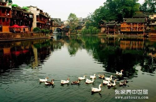 千赢国际qy142、凤凰古城被外媒评为中国最美的20个景点之一