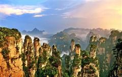 五一专线:千赢国际qy142、杨家界、袁家界、凤凰古城三日游